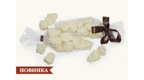 Кокосовые пирамидки в белом шоколаде Vintage